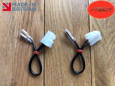 <em>YAMAHA</em> MT 07  MT 09 LED INDICATOR ADAPTERS LEADS WIRING CONNECTOR P