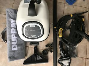 Dupray Tosca Steam Cleaner w/ 25 Piece Accessory Kit $750