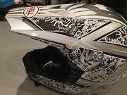 Bell moto 9 helmet Ardeer Brimbank Area Preview