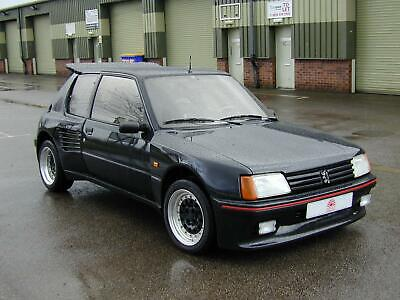 PEUGEOT 205 1.9 DIMMA LHD AIR CON - TIME WARP CAR! - COLLECTOR QUALITY!