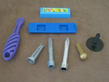Plastic Play Tools and Accessories