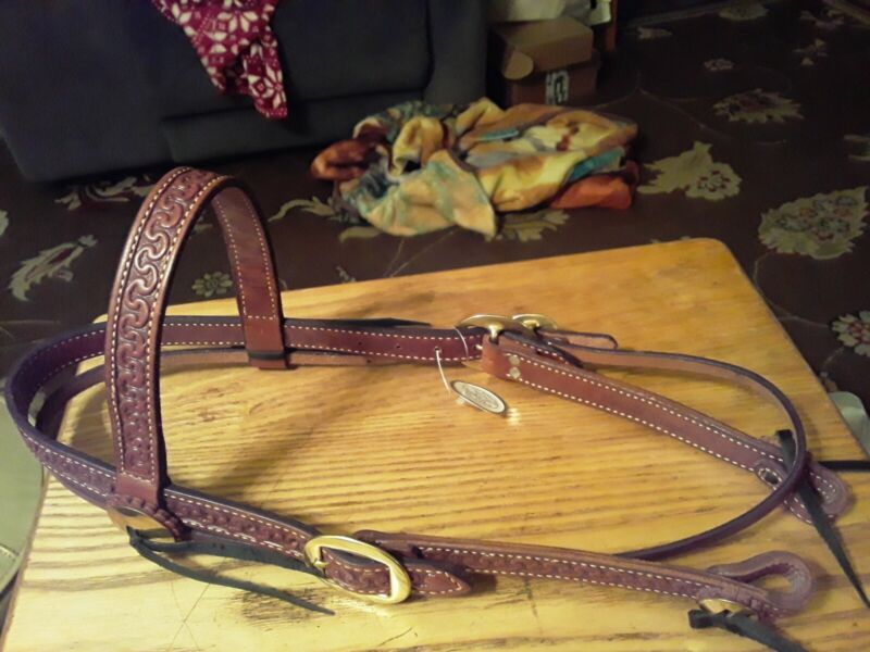 New Billy Cook Headstall Bridle