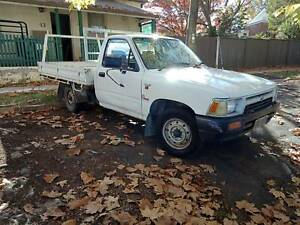 1992 Toyota Hilux Grinner