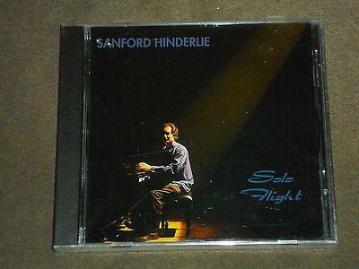 Sanford Hinderlie Solo Fight (CD, Sep-2003, STR Digital Records) sealed