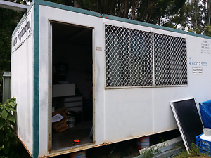 Site office 4.8m x 2.4m Warners Bay Lake Macquarie Area Preview