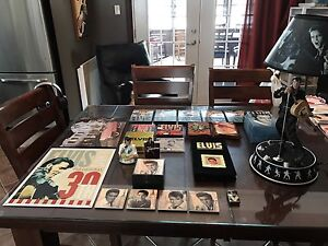 Collection Elvis Presley
