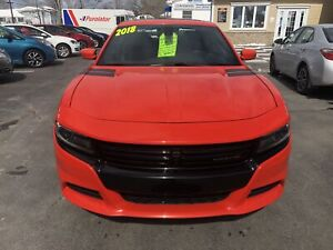 2018 Dodge Charger 2018 Dodge Charger - GT AWD