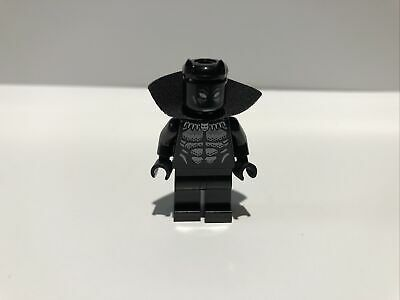 NEW Black Panther W/ Collar 76142 Avengers End Game Super Hero LEGO Minifigure