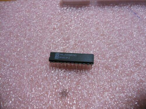 MMI MICROCIRCUIT 24 PIN DIP PART # PAL20R8BCNS