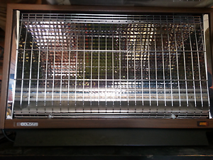 Electric fan heater Goldair Chatswood West Willoughby Area Preview