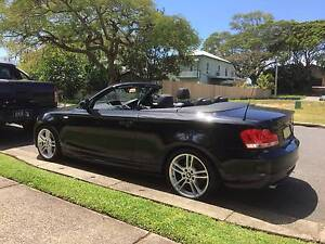 Convertible BMW 118D with 46,000kms Cleveland Redland Area Preview
