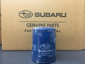 OEM Factory Subaru Engine Oil Filter 15208AA15A Geniuine Forester Outback Legacy