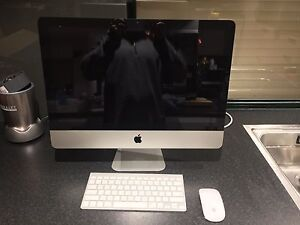"Apple iMac 21.5"" Mid 2011 20gb ram 500gb HD Greenwith Tea Tree Gully Area Preview"