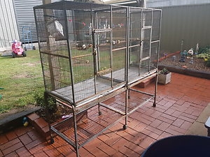 Huge outdoor/indoor bird cage Reynella Morphett Vale Area Preview