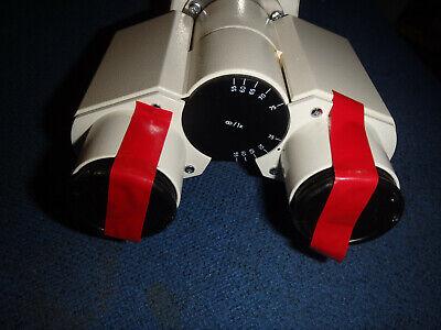 Zeiss Binocular Head 1x Infity 45 29 07 Axioscope Axio Microscopes 30mm Tube New