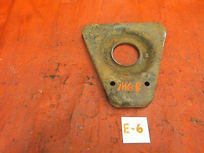 MGB,MGB GT, Original Lower Front Suspension Spring Plate. !! Front Lower Suspension Plate