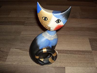 Goebel Porzellan Katze 'Massimo' von Rosina Wachtmeister für Sammler