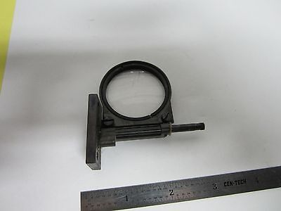 Leitz Wetzlar Germany Lens Assembly Ortholux Microscope Part Optics Binh2-20