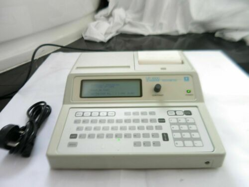 NIDEK UP-1000 ULTRASONIC COMPACT PORTABLE PACHYMETER OPHTHALMIC CORNEA PRINTER