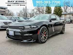 2018 Dodge Charger SUNROOF, NAV, SUPERCHARGED V8, HEATED SEATS