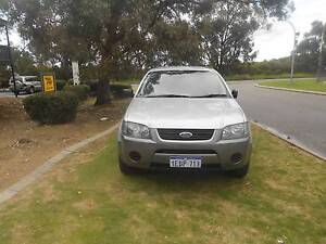2004 7 Seater Ford Territory Wagon East Rockingham Rockingham Area Preview