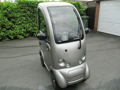 Scooterpac Mobility cabin car