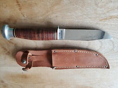 ROBESON WWII MARK I FIGHTING KNIFE