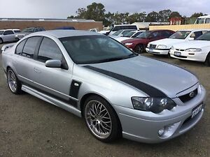 2007 FORD BF XR6 SDN AUTO Silver Sands Mandurah Area Preview