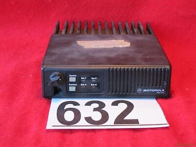 Motorola Maxtrac Mobile Two-way Radio D45mqa5gb5ak 632