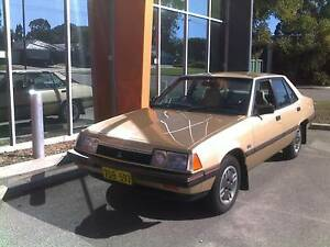 1985 Mitsubishi Sigma Sedan, rwd, project, survivor Girrawheen Wanneroo Area Preview