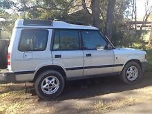 1996 Land Rover Discovery Wagon Cooranbong Lake Macquarie Area Preview