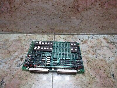 Mitsubishi Board Fx84a Bn624a353h02 Mazak Vqc 2040b Cnc Vertical Mill Warranty