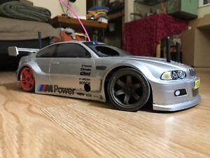 RTR Modified HSP 1/10 drift car/on-road car