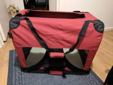 Portable Soft Kennel Large