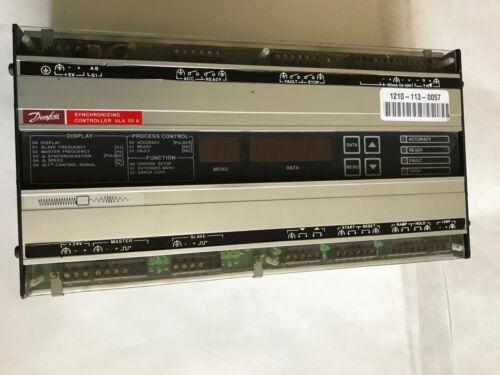 DANFOSS VLA-52-A-175U0043 SYNCHRONIZING CONTROLLER VLA 52 A 175U0043,ES
