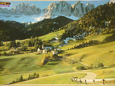 Gpc  Jigsaw Puzzle   Regency Collection   Dolomites  Italy