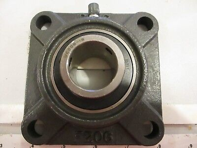 Ucf 206-19 Bearing.....4-bolt Flange....1-316....