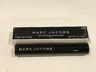Authentic MARC JACOBS Velvet Noir Major Volume Mascara 0.17 oz
