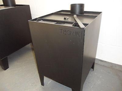 8Kw. sawdust-wood shavings-wood burning-workshop stove