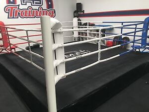 Boxing Ring 5 x 5m SMAI Competition Ring Rouse Hill The Hills District Preview
