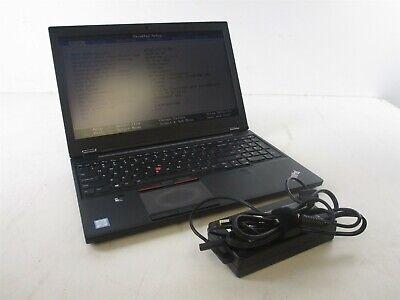 "Lenovo ThinkPad P50 15.6"" Laptop i7 2.7GHz - 16GB - 2TB & 512GB SDDs - 3840x2160"