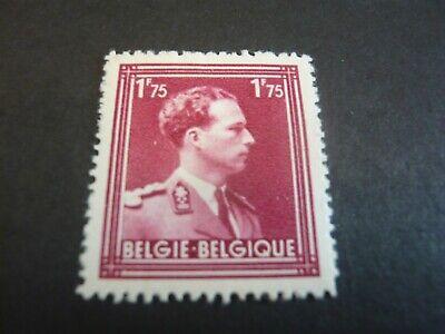 léopold III  timbre belgique 1936
