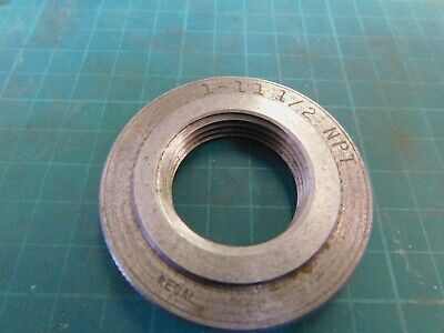 Regal Pipe Thread Ring Gage 1.0-11-12 Npt