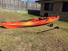 Wilderness Systems Tarpon 140 Kayak Heritage Park Logan Area Preview