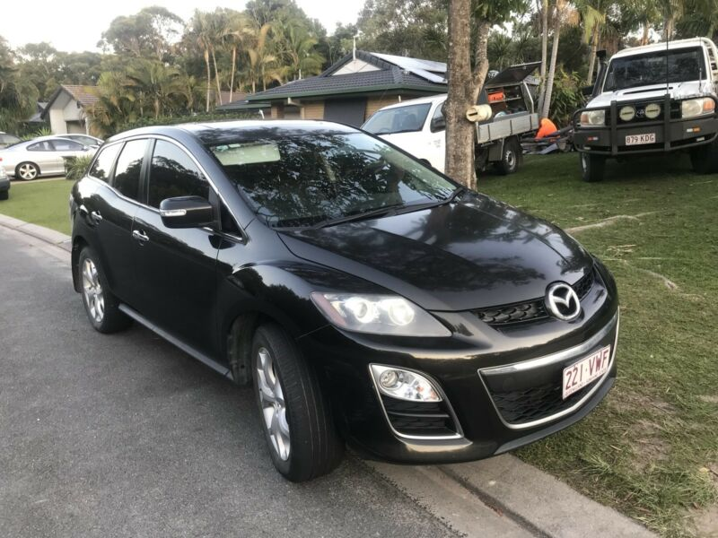 Mazda CX 7 2011 Luxury Sports SUV Cleveland Redland Area Image 2. 1 Of 9