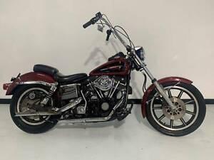Harley-Davidson Low Rider Shovelhead Somerton Park Holdfast Bay Preview