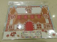 Phoenix Trading Christmas Advent Calendar Gingerbread House RRP £7.50