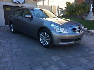 Infinity G35X 2008 145800 km fully loaded perfect condition