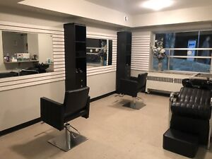 Salon and Spa space for rent