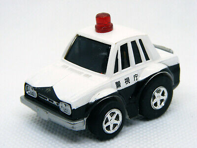 TAKARA TOMY Choro-Q Nissan SKYLINE GT-R(PGC10) Police Pullback Miniature Car for sale  Shipping to United States